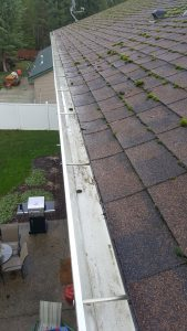 Rain Gutter Cleaning - A & W Window Cleaning Spokane WA